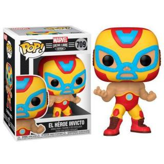 Funko POP Marvel: Luchadores - Iron Man  [HRAČKA]